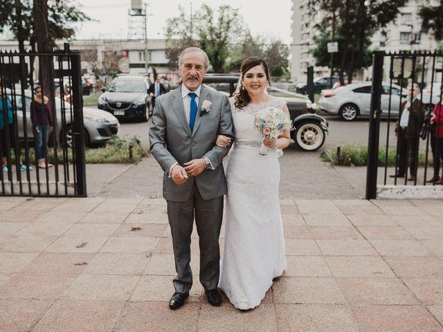 El matrimonio de Francisco y Tamara en La Reina, Santiago 35