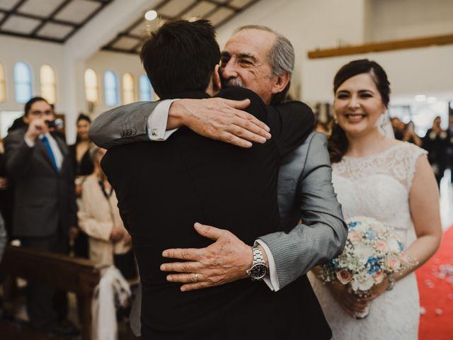 El matrimonio de Francisco y Tamara en La Reina, Santiago 36