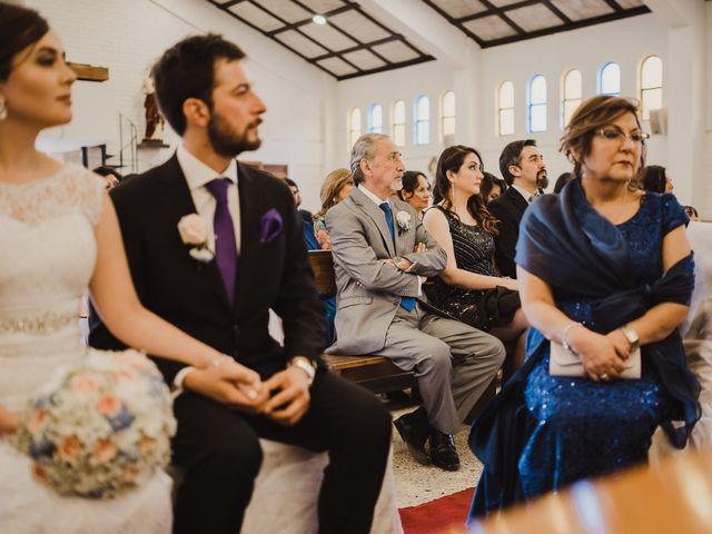 El matrimonio de Francisco y Tamara en La Reina, Santiago 40