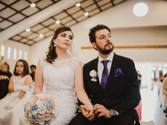 El matrimonio de Francisco y Tamara en La Reina, Santiago 41