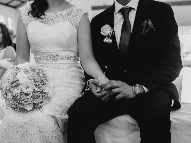 El matrimonio de Francisco y Tamara en La Reina, Santiago 1