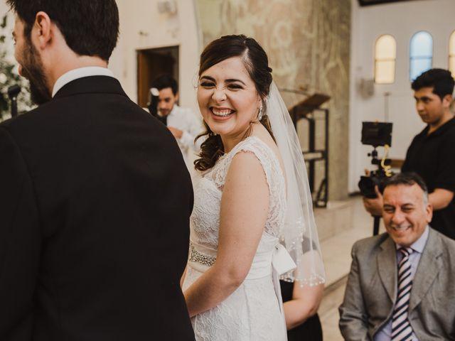 El matrimonio de Francisco y Tamara en La Reina, Santiago 44