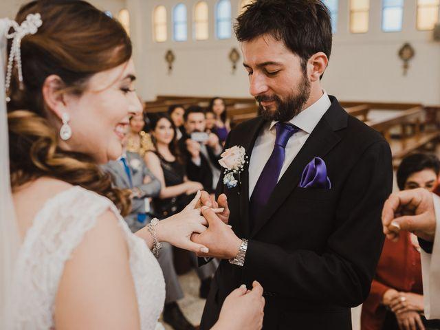 El matrimonio de Francisco y Tamara en La Reina, Santiago 45