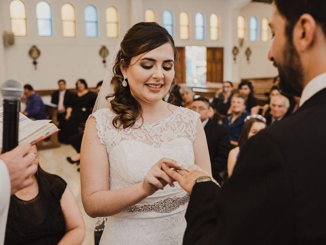 El matrimonio de Francisco y Tamara en La Reina, Santiago 46