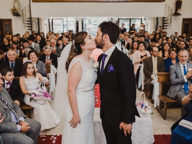 El matrimonio de Francisco y Tamara en La Reina, Santiago 47