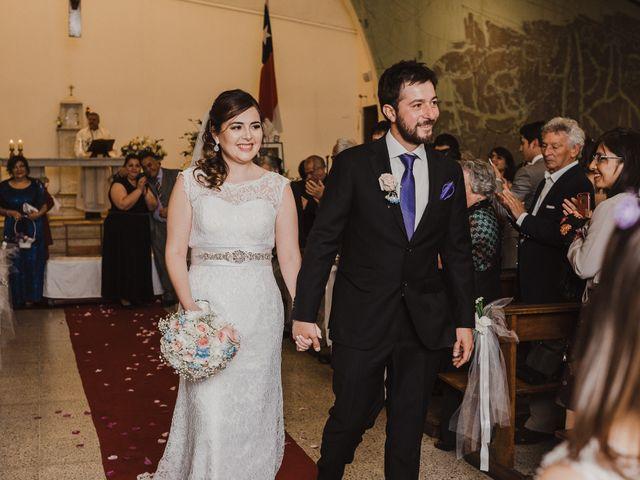 El matrimonio de Francisco y Tamara en La Reina, Santiago 48