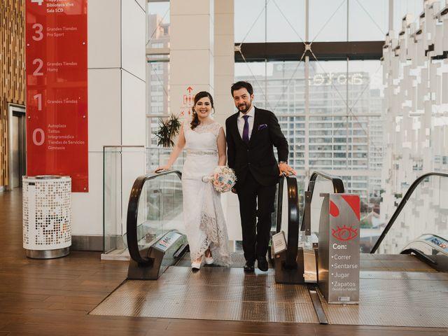 El matrimonio de Francisco y Tamara en La Reina, Santiago 53