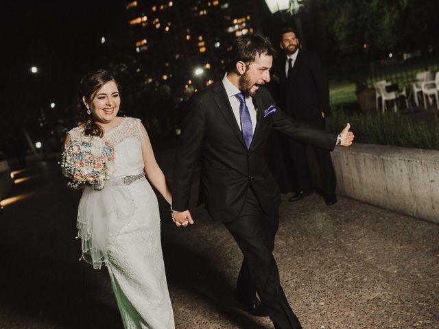 El matrimonio de Francisco y Tamara en La Reina, Santiago 61
