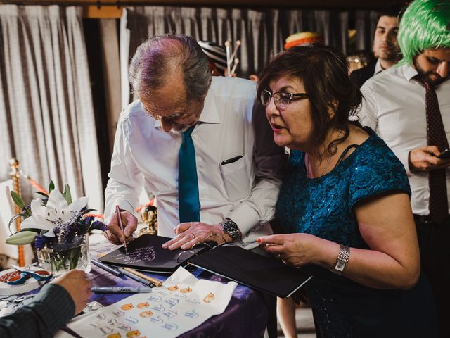 El matrimonio de Francisco y Tamara en La Reina, Santiago 75