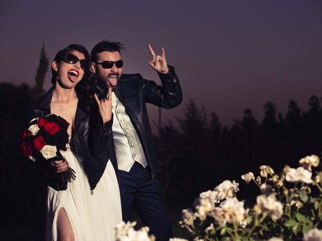 El matrimonio de Katia y Maximiliano