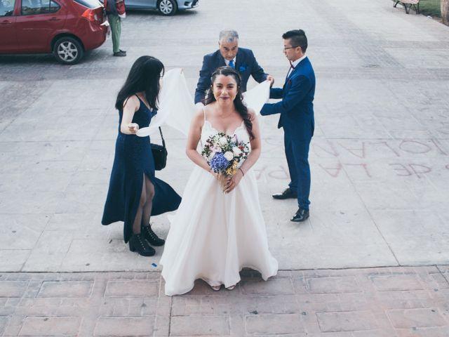 El matrimonio de Jonathan y Margarita en Copiapó, Copiapó 1