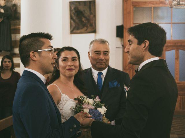 El matrimonio de Jonathan y Margarita en Copiapó, Copiapó 11