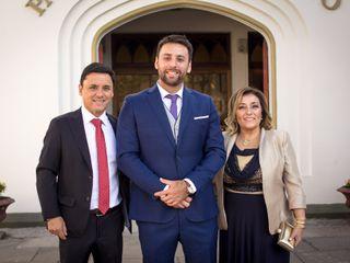 El matrimonio de Aletia y Diego 1
