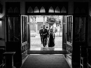 El matrimonio de Aletia y Diego 3