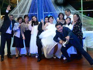 El matrimonio de Carlos  y Jazmin  1
