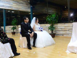 El matrimonio de Carlos  y Jazmin  2
