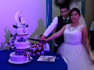 El matrimonio de Carlos  y Jazmin  3