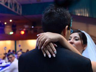 El matrimonio de Carlos  y Jazmin
