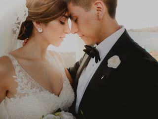 El matrimonio de Lucy y David