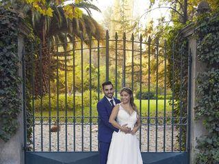 El matrimonio de Karla y Luis 1