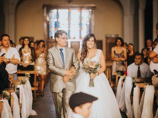 El matrimonio de Sherezada y Rodrigo 1