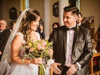 El matrimonio de Sherezada y Rodrigo 2