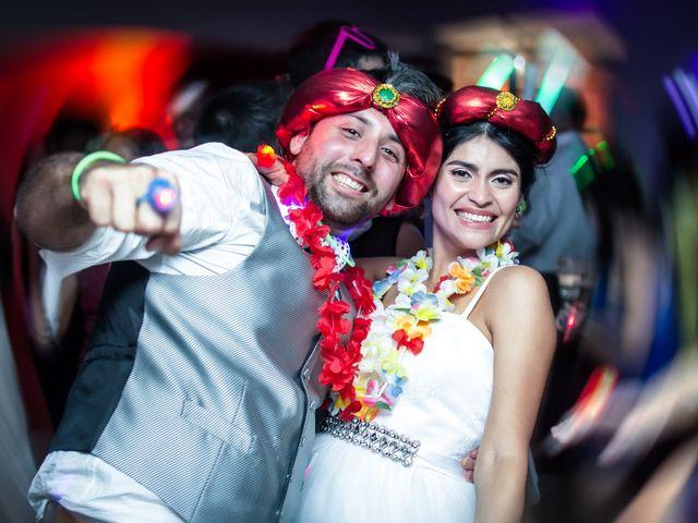 El matrimonio de Aletia y Diego