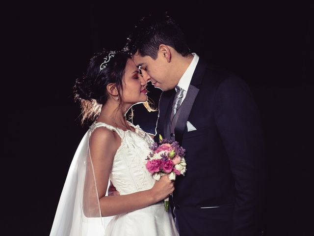 El matrimonio de Victoria y Fernando
