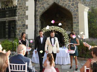 El matrimonio de Juan Manuel  y Alejandro 1