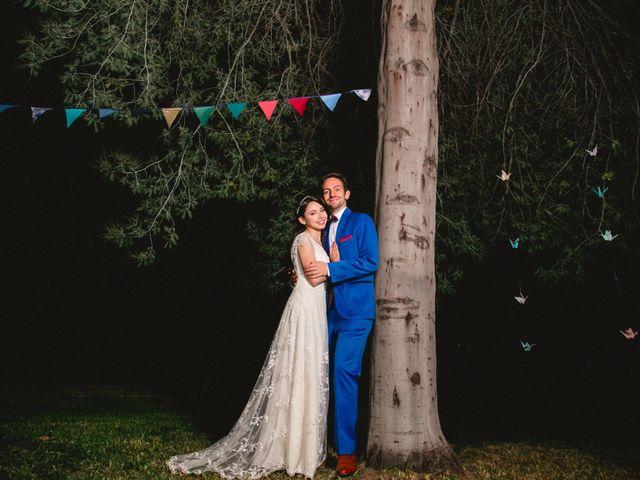 El matrimonio de Pame y Javi