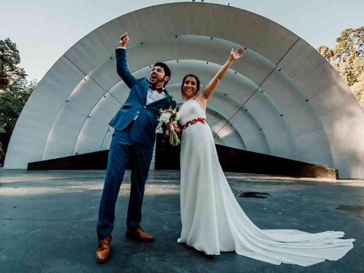 El matrimonio de Camila y Mauricio