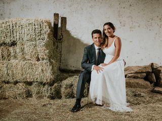 El matrimonio de María José y Álvaro