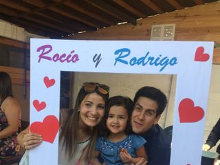 El matrimonio de Rocío  y Rodrigo 3