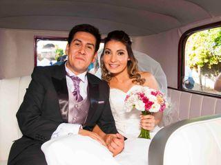 El matrimonio de Rocío  y Rodrigo