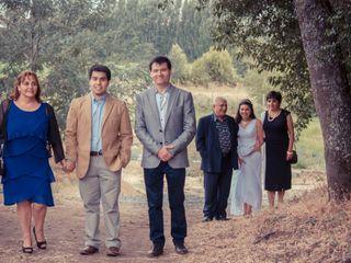El matrimonio de Beatriz y Sebastián 2