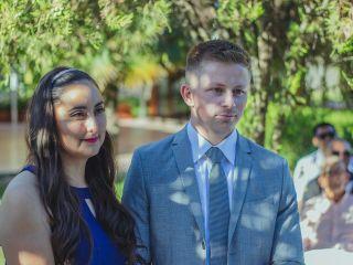 El matrimonio de Gabriela y Claudio 1