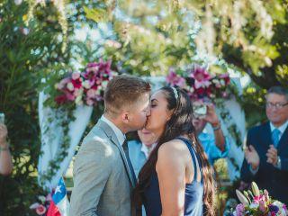El matrimonio de Gabriela y Claudio 2