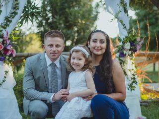 El matrimonio de Gabriela y Claudio