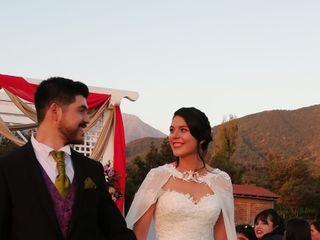 El matrimonio de Daniela y bani  1