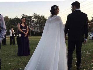El matrimonio de Daniela y bani  3