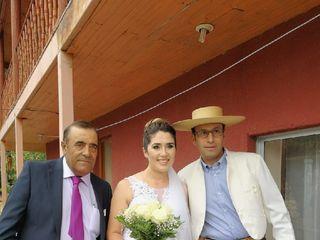 El matrimonio de Pilar y Fabián  3