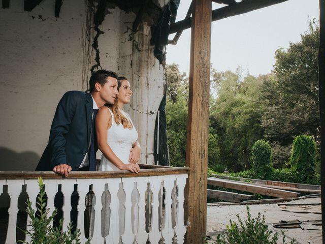 El matrimonio de Álvaro y María José en San Fernando, Colchagua 5