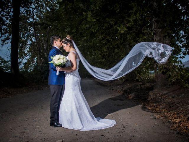 El matrimonio de Pilar y Fabián
