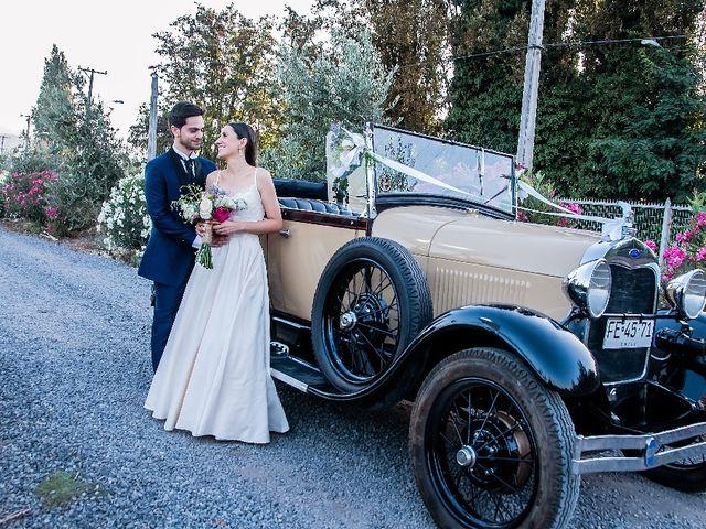 El matrimonio de Juan Carlos y Seyball