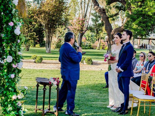 El matrimonio de Seyball y Juan Carlos en Isla de Maipo, Talagante 14