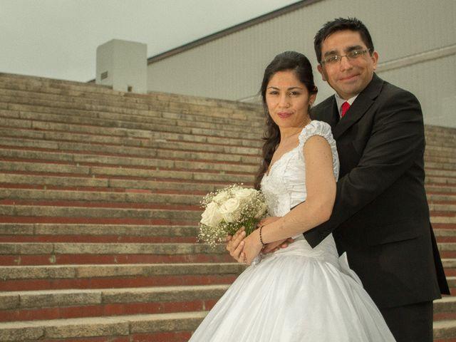 El matrimonio de Jessica y Peter