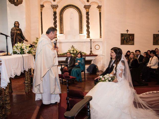 El matrimonio de Nicolás y Sofía en Calera de Tango, Maipo 14