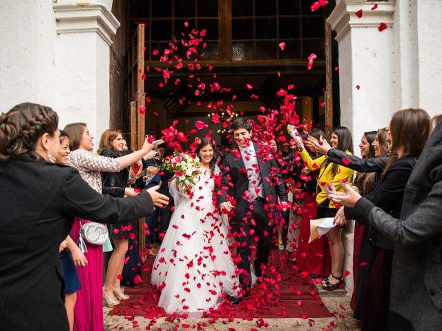 El matrimonio de Nicolás y Sofía en Calera de Tango, Maipo 15