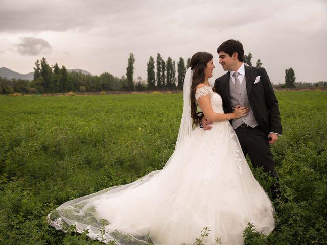 El matrimonio de Sofía y Nicolás