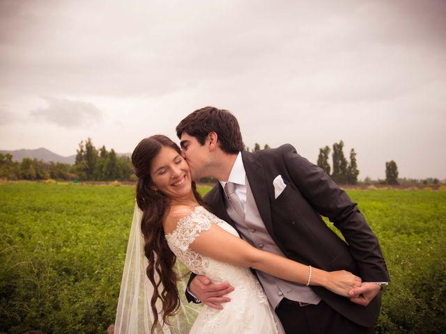 El matrimonio de Nicolás y Sofía en Calera de Tango, Maipo 16